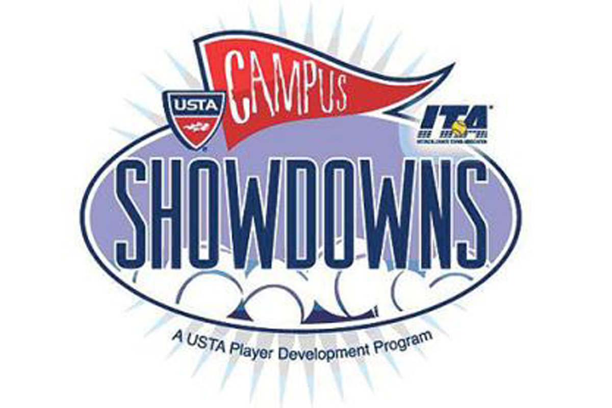 USTA/ITA Campus Showdown this weekend at Huntingdon