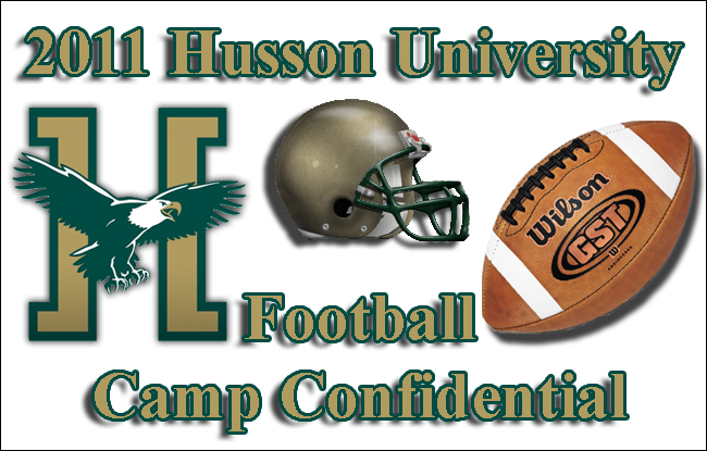 Husson Football Camp Confidential