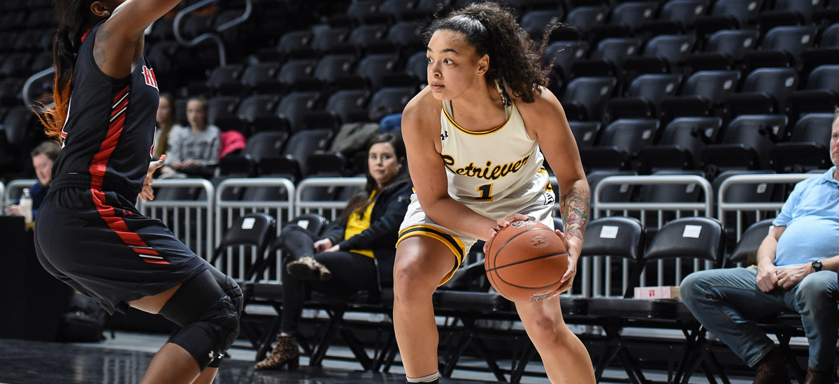 Summers Records Her Sixth Double-Double in 58-44 Loss to Vermont on Wednesday