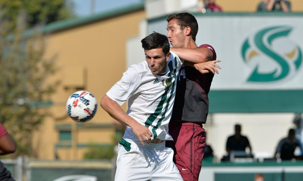 MEN'S SOCCER OPENS SEASON THIS WEEKEND WITH OREGON TRIP
