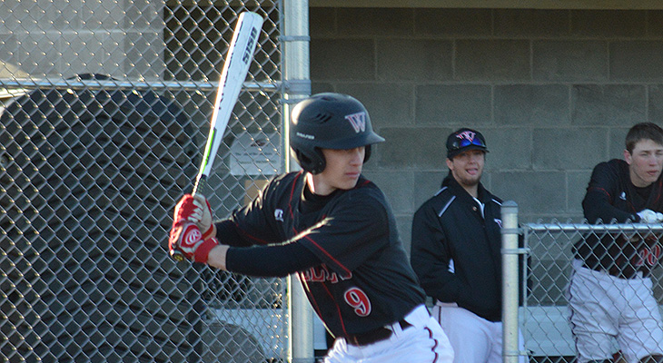 Doubleheader Sweep For Wells Baseball