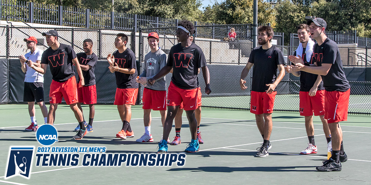 No. 5 Men's Tennis Qualifies for NCAA Tournament for First Time in Program History