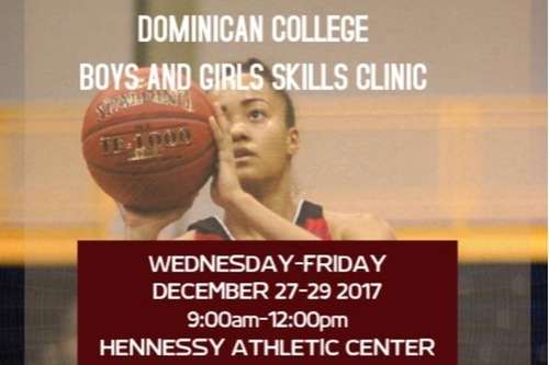 WOMEN'S BASKETBALL TO HOLD CO-ED SKILLS CLINIC