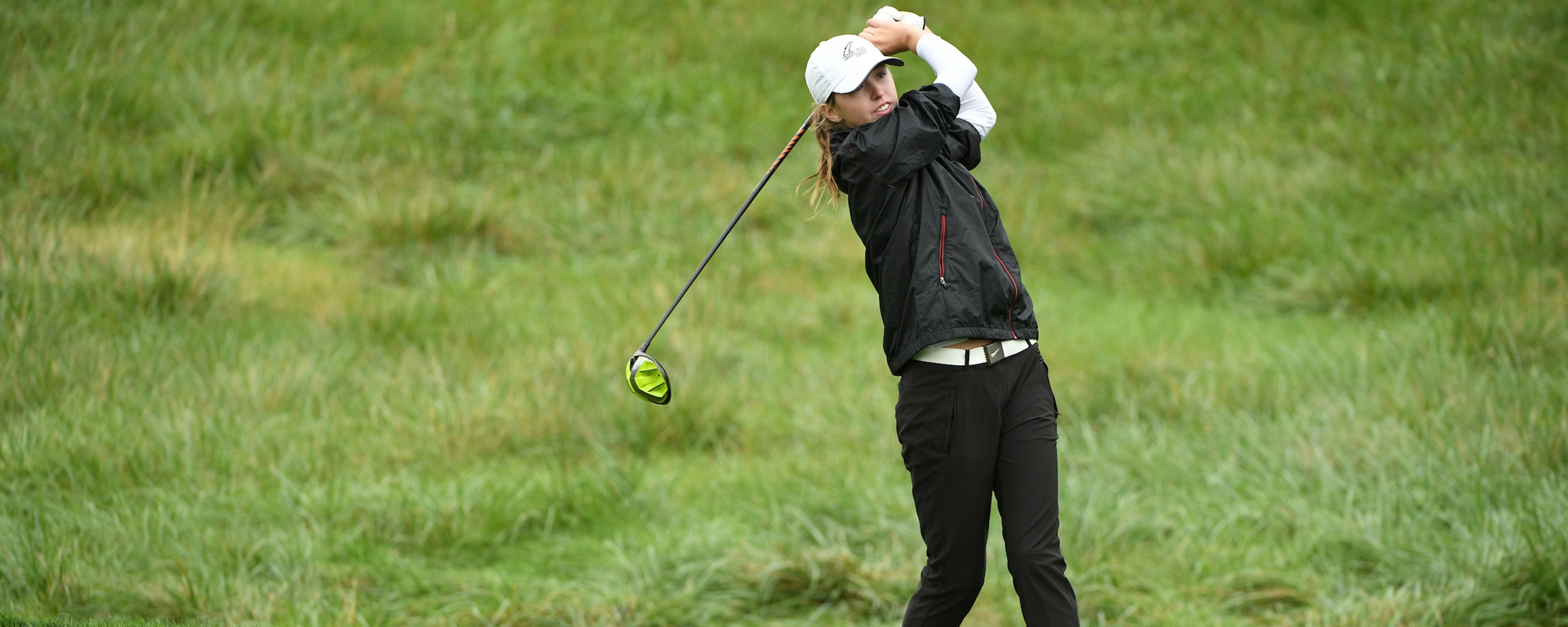 Kline Leads Mustangs in First Round at Bridgewater Invitational
