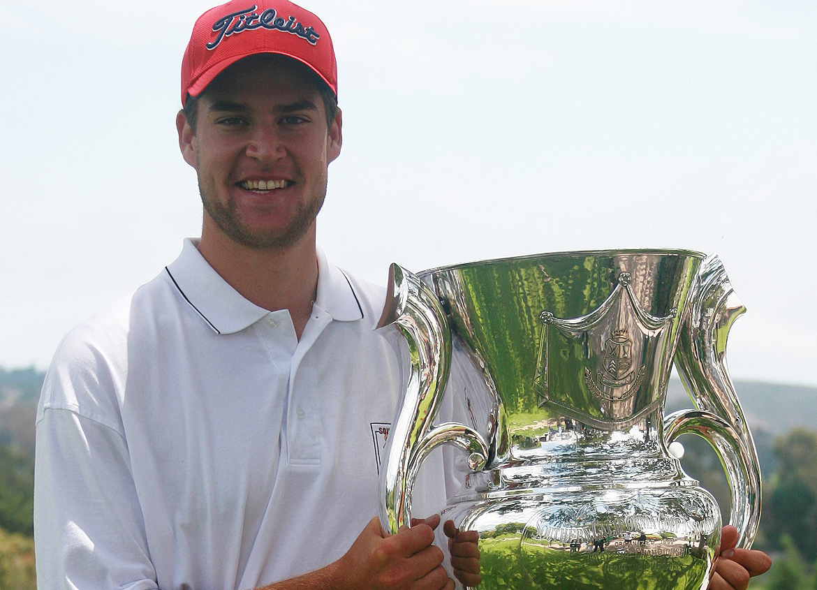 Travers Makes History by Winning SCGA Amateur Championship