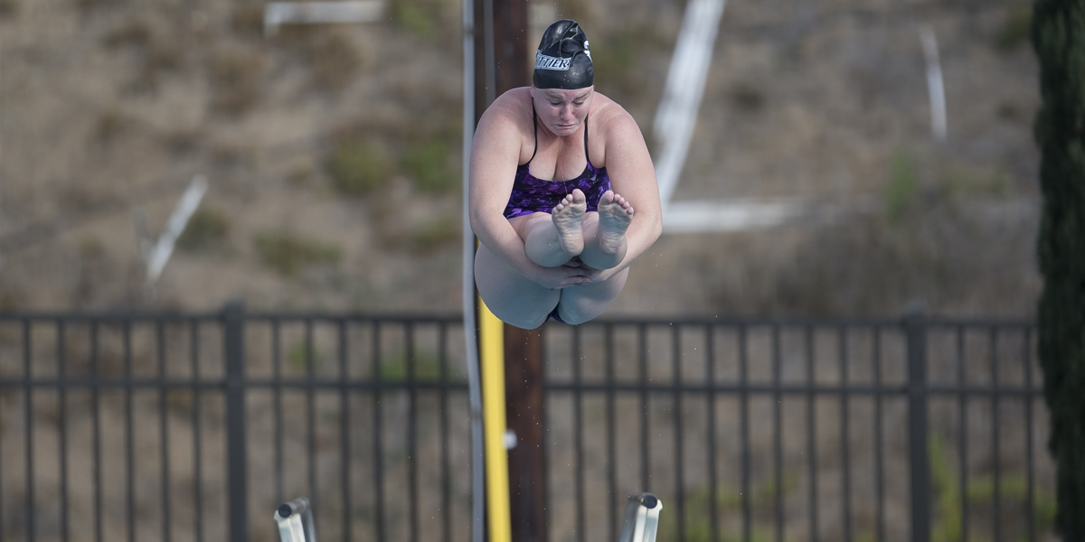 Poets sit in 5th place after Day 1 of SCIAC Championships