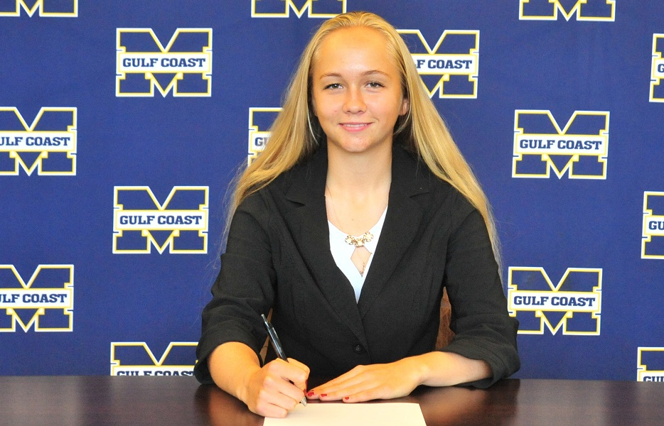 MGCCC's Lopareva signs with Chowan