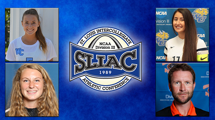 Townsend and Bloma Take Home Top SLIAC Women's Soccer Awards