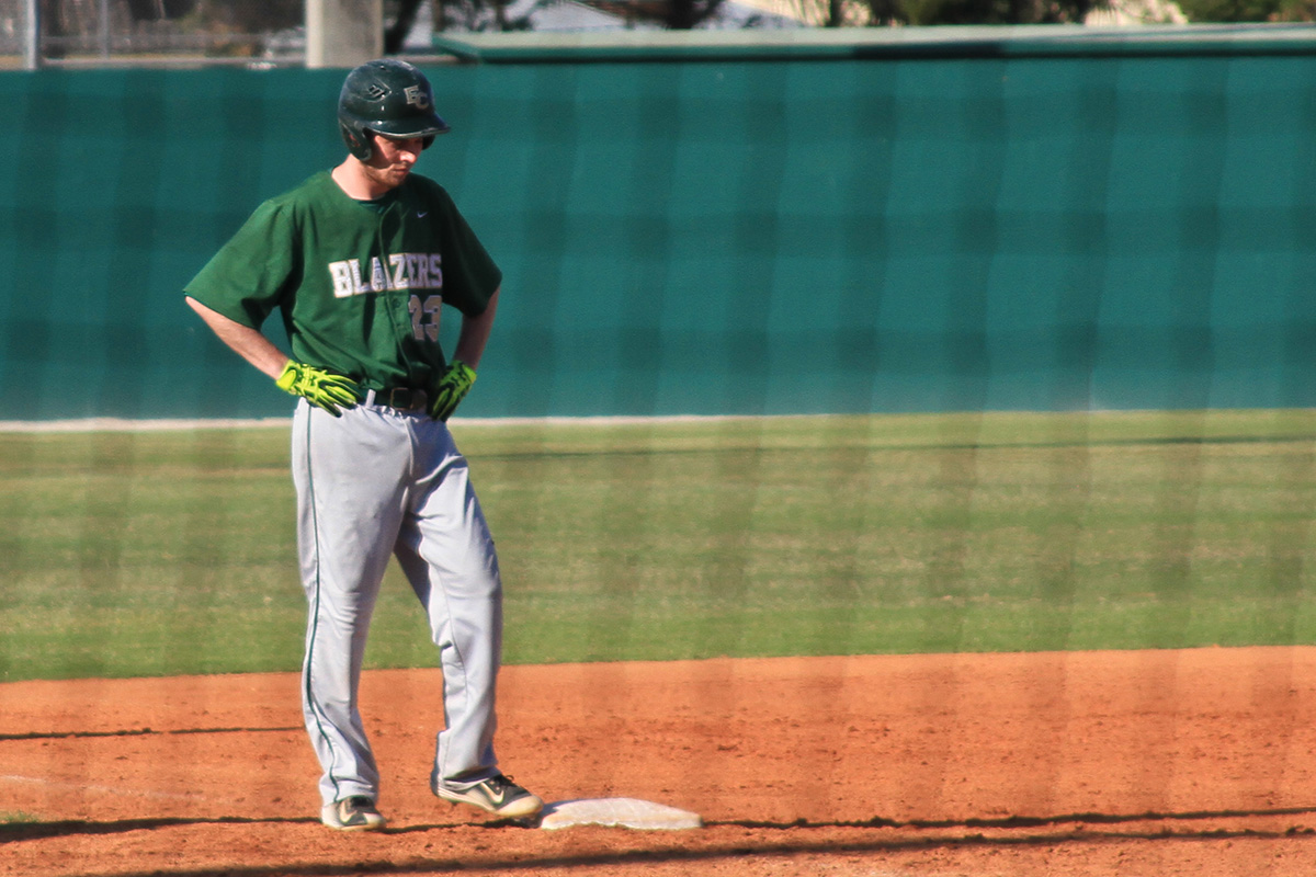 Baseball Swept At Mitchell