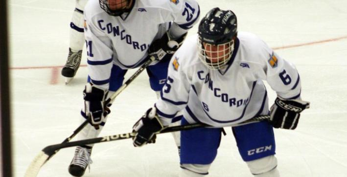 Men's Hockey loses to No. 7/8 Adrian