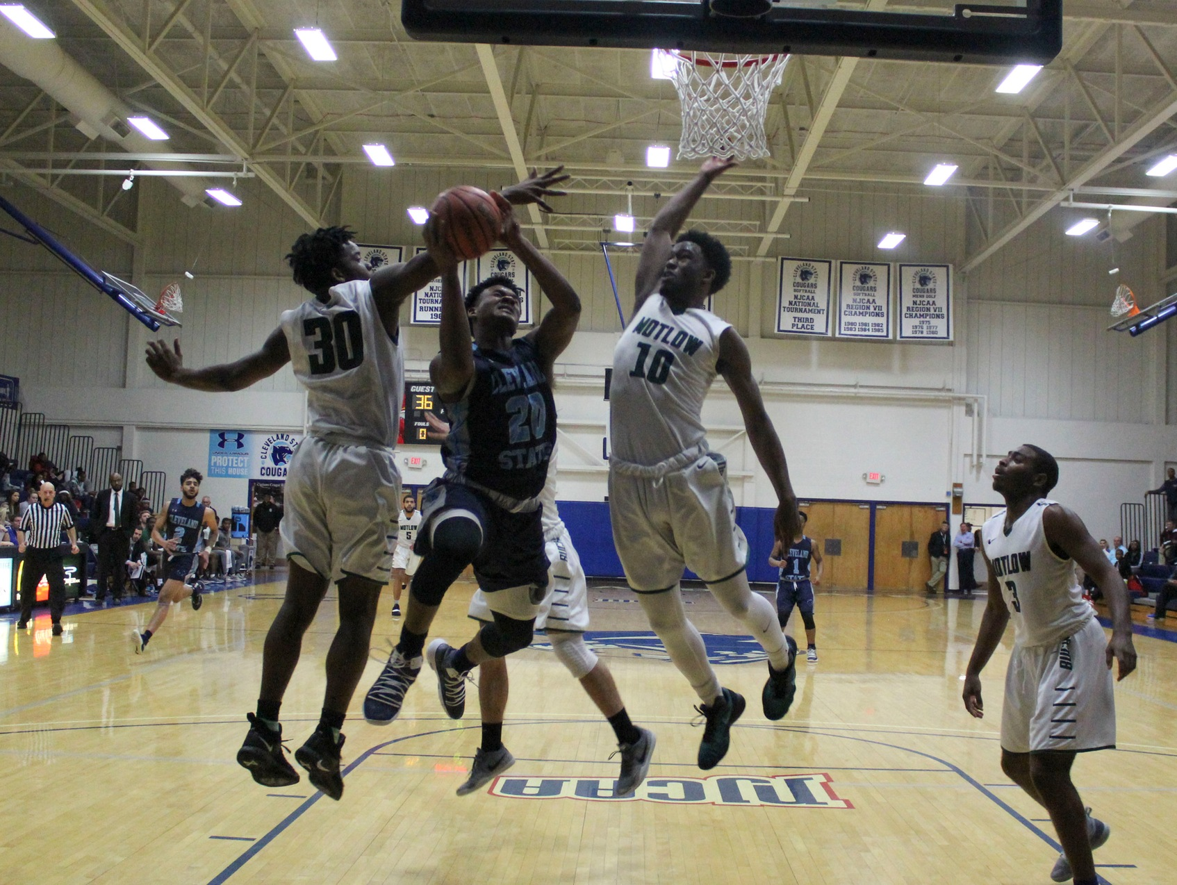 TCCAA Tournament, Day 3 Recap