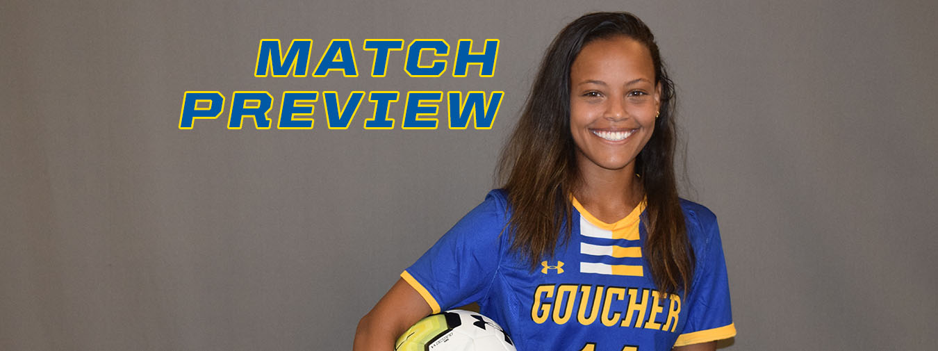 Goucher Women's Soccer Concludes Season At Moravian On Saturday