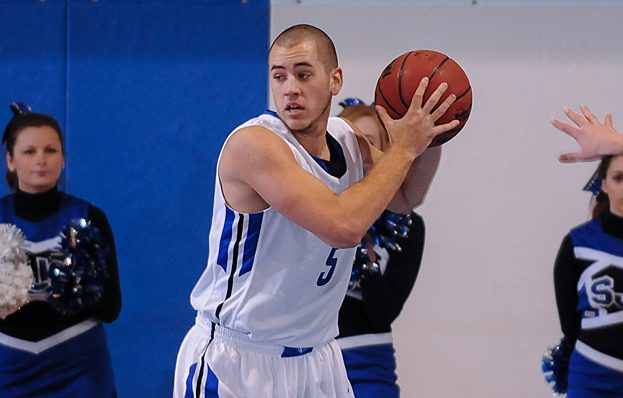 Men's Basketball Improves to 3-1 in GNAC Play