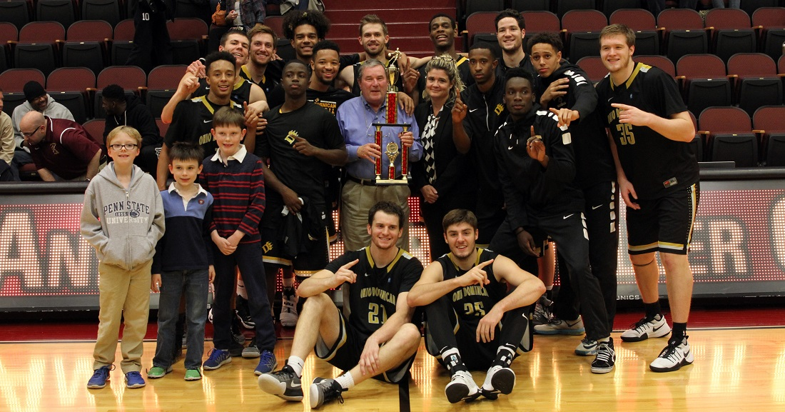 Men's Basketball Takes Gary Miller Classic With 66-56 Win Over Gannon