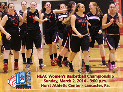 NEAC Women's Basketball Championship Preview