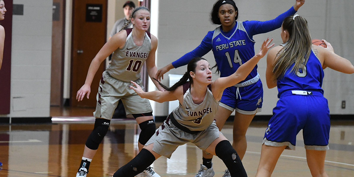 Evangel Women Host Baker To Start December Slate
