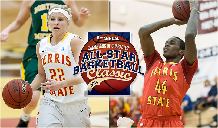 Two Bulldog Seniors Selected For Champions Of Character College All-Star Game
