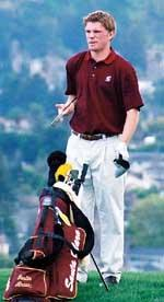 Men's Golf Closes 2004 Season