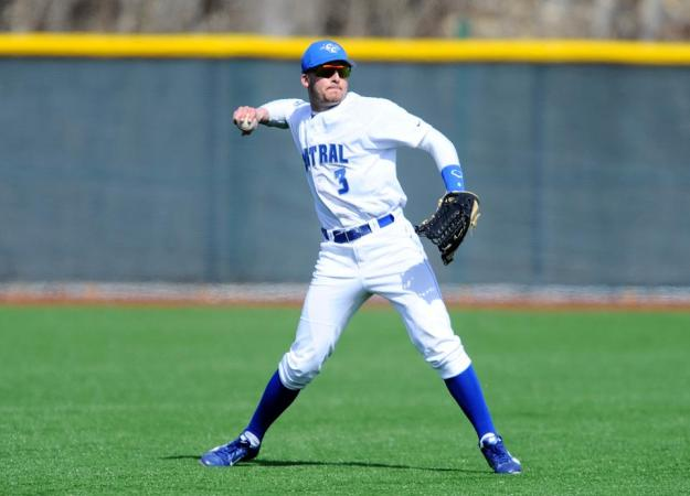 Baseball Falls 3-0 at Monmouth