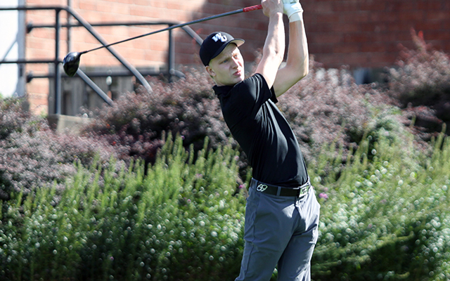 Freddy Braun Shoots 73 to Lead Wilmington Golf To Second Place Finish at Bear Trap Dunes Invitational in 2016 Opener