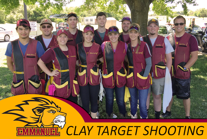 EC Clay Target Team Places 7th at National Championship