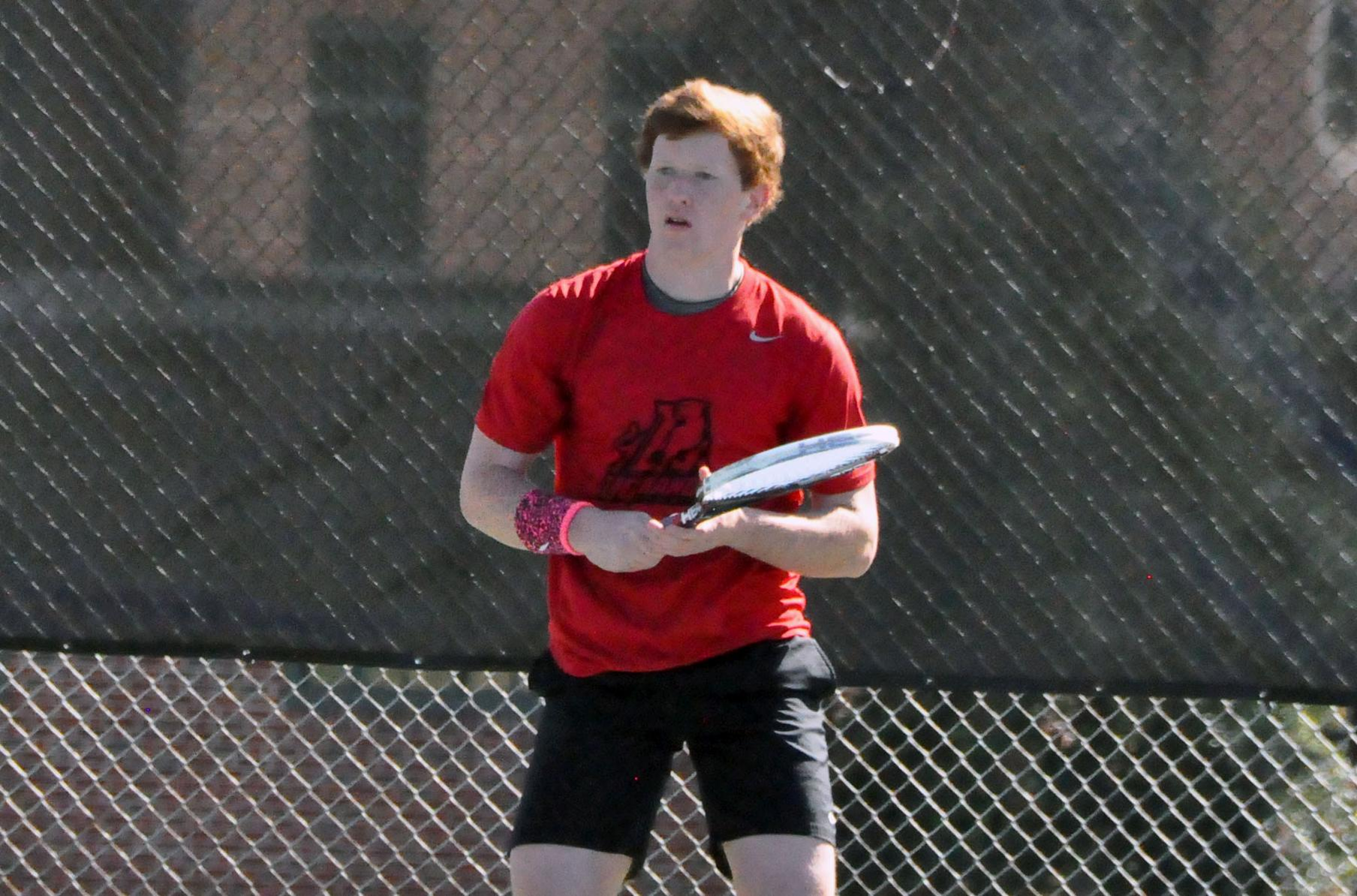 Men's Tennis: Panthers blank Rust 9-0 in non-conference match