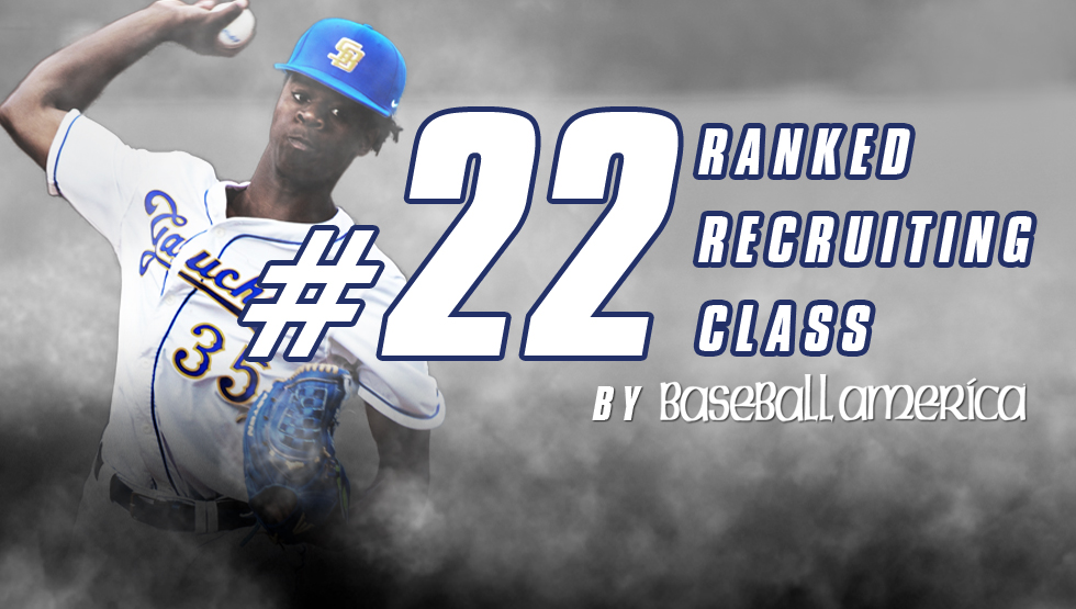 Incoming Gaucho Recruit Class Garners Top-25 Ranking from Baseball America