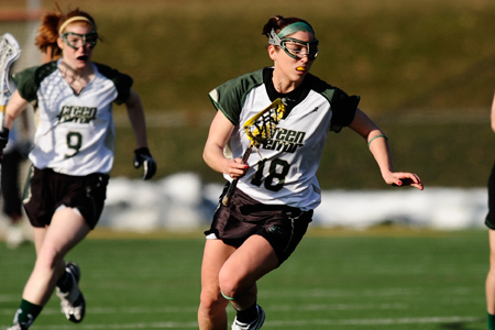 Baer named to womenlacosse.com honor roll