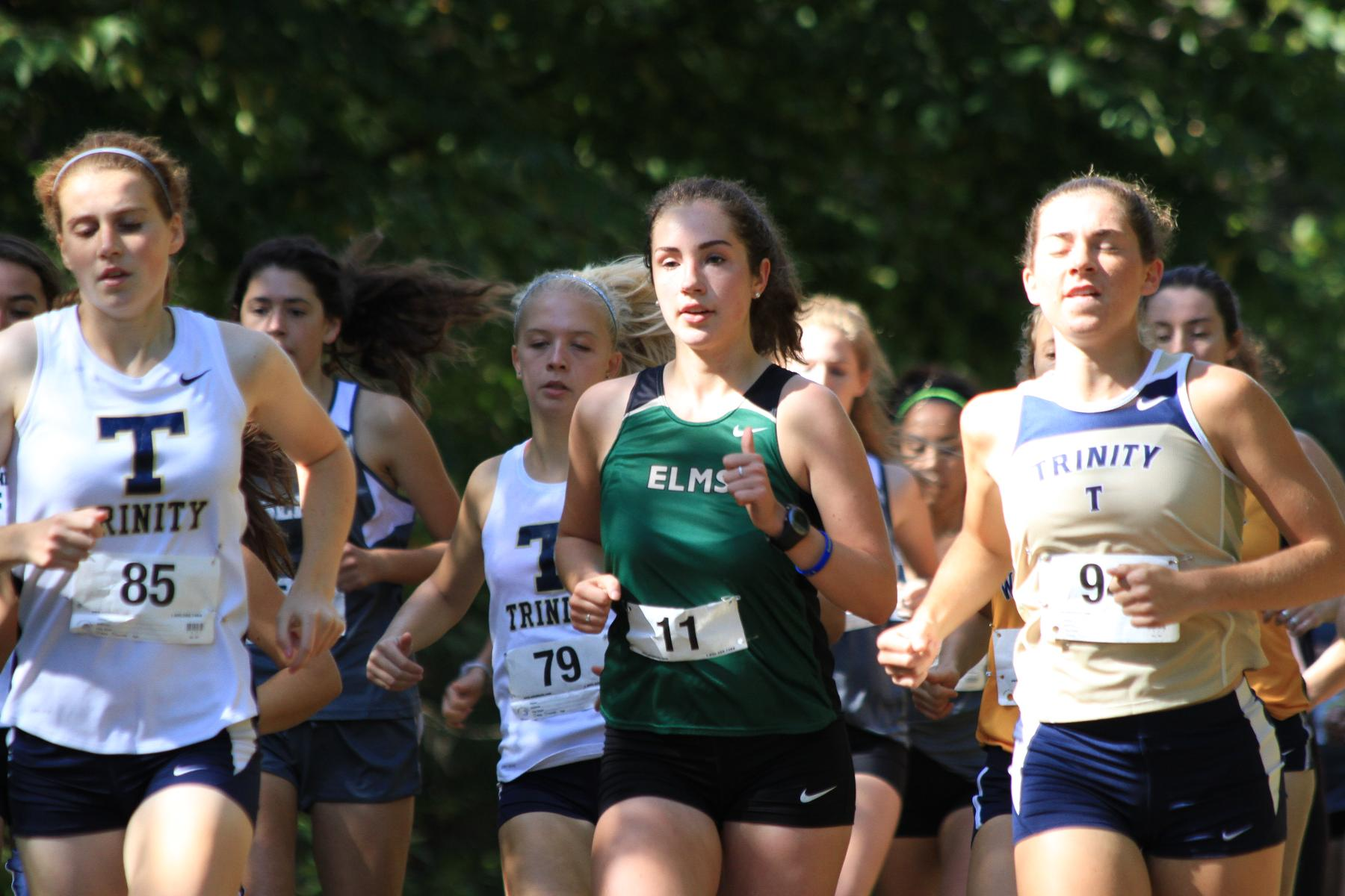 Cross Country Runs at Blazer Invitational