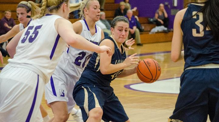 Juniata Moves to 7-6 Overall With 75-57 Loss to Scranton