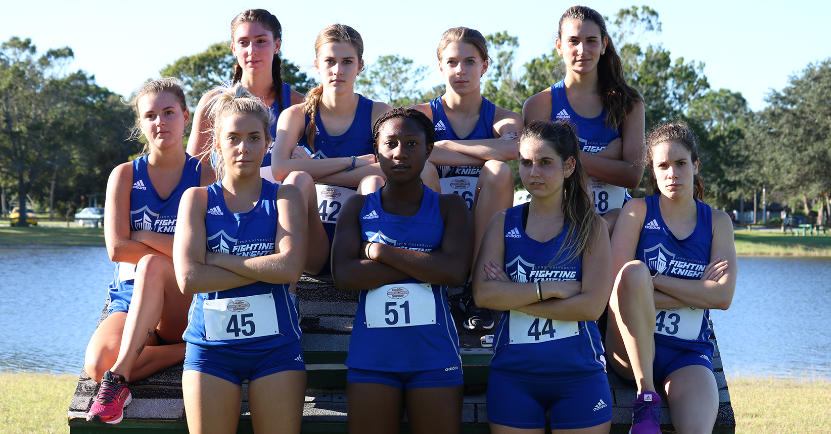 You get a PR! You get a PR! Everyone gets a PR! Lynn Cross Country Sets Personal Record Times at SSC Championships