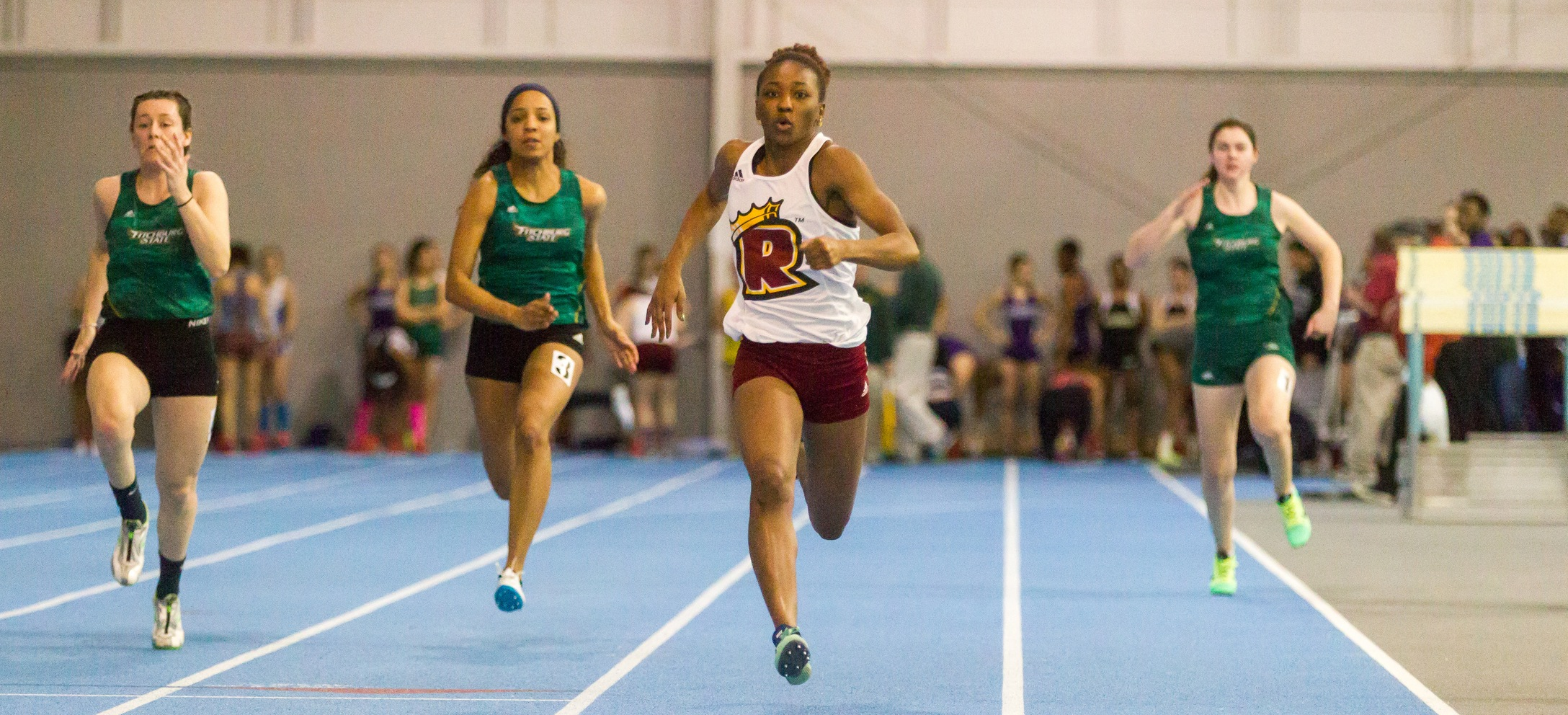 St. Hilaire Leads Pride Track & Field At Tufts Snowflake Invitational