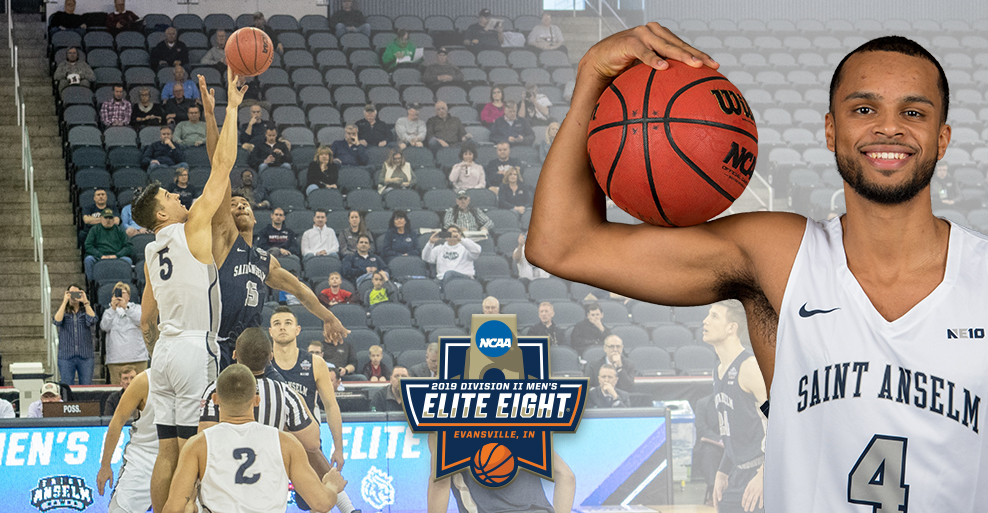 PREVIEW: NCAA Division II Men's Basketball Elite Eight - Semifinals
