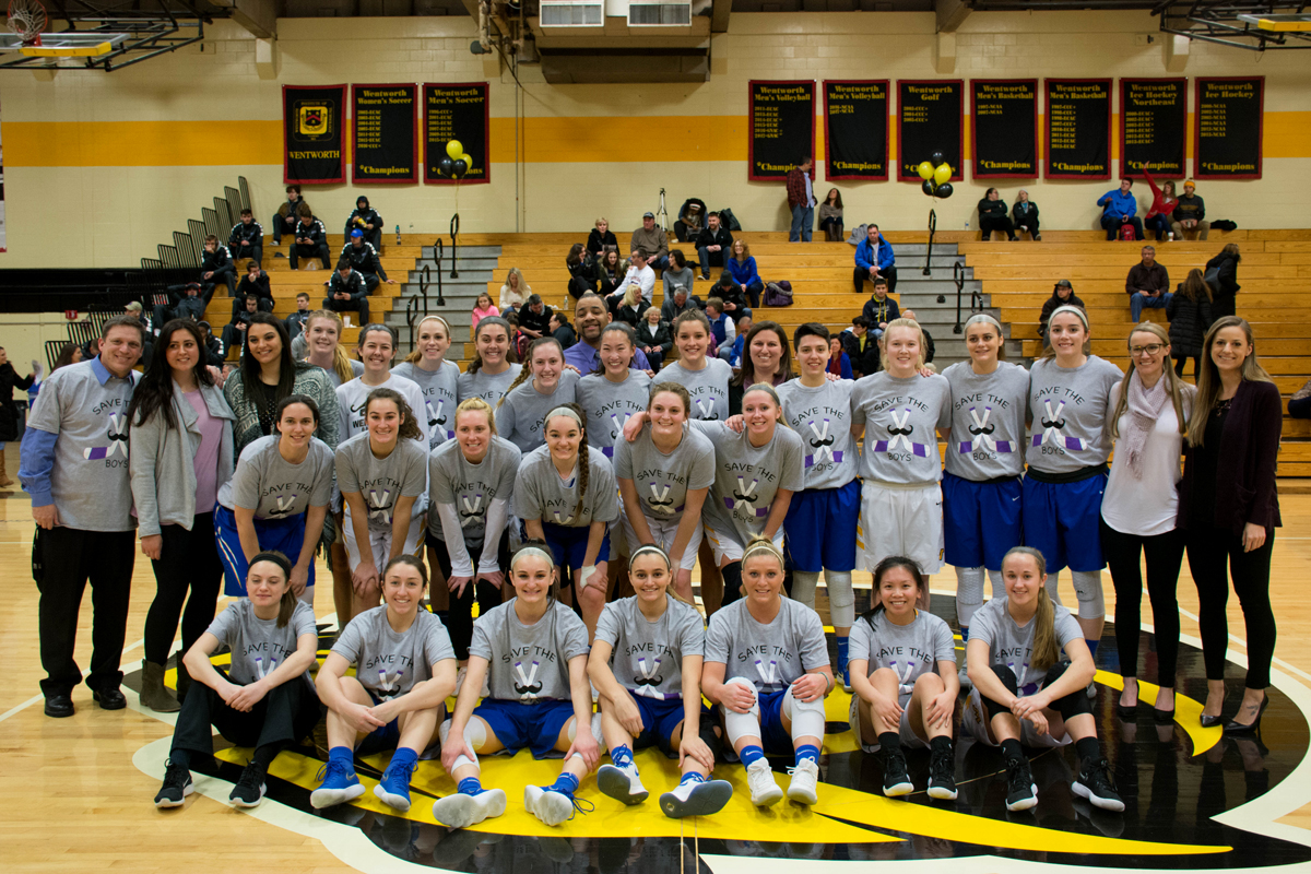 Roger Williams Slides Past Women's Basketball
