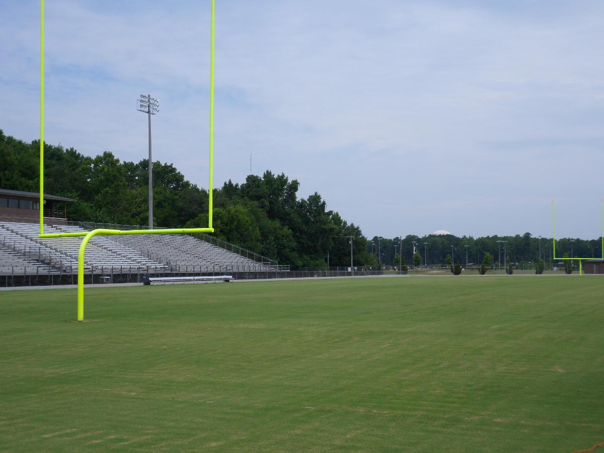 Bishop Stadium & NCWC Practice Field - N.C. Wesleyan