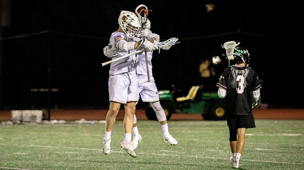 Neal, Men's Lacrosse Roll Past Shoremen