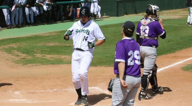 Walk off Walk Earns Saints a Split with Butler