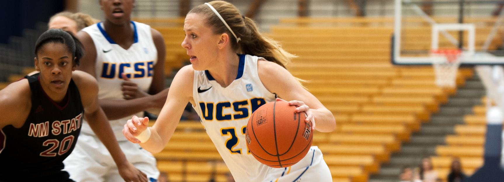 Gauchos' Comeback Falls Short in 69-66 Loss to Vanguard