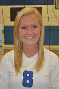 Volleyball: Taylor Moore