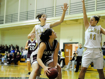 Bay Path Falls to Becker in WBCA Pink Zone Night