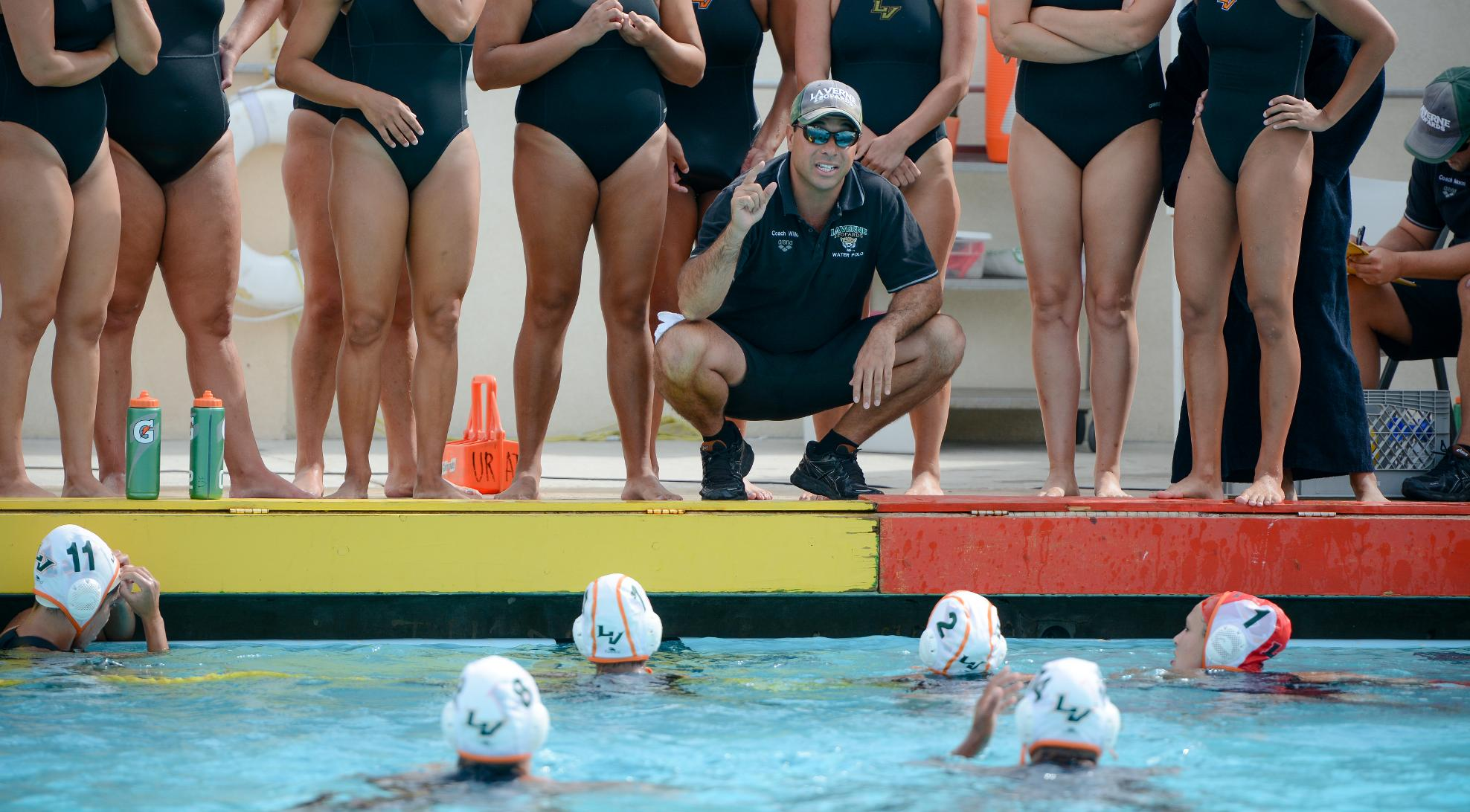 William Rodriguez steps down as water polo coach