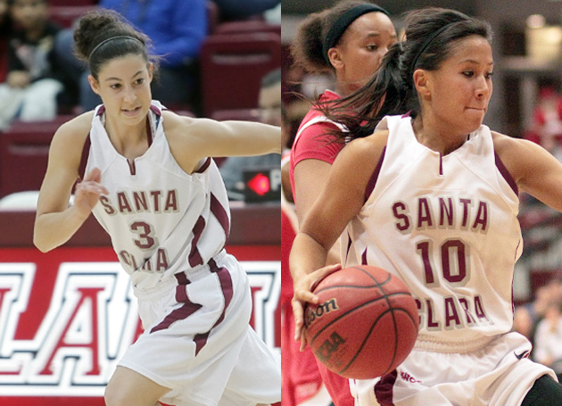 Fulps, Shoji Lead Santa Clara to Overtime Win at Cal Poly