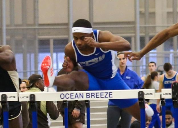 Alston to Run at National Championship, Track to Compete at IC4A/ECAC Finals