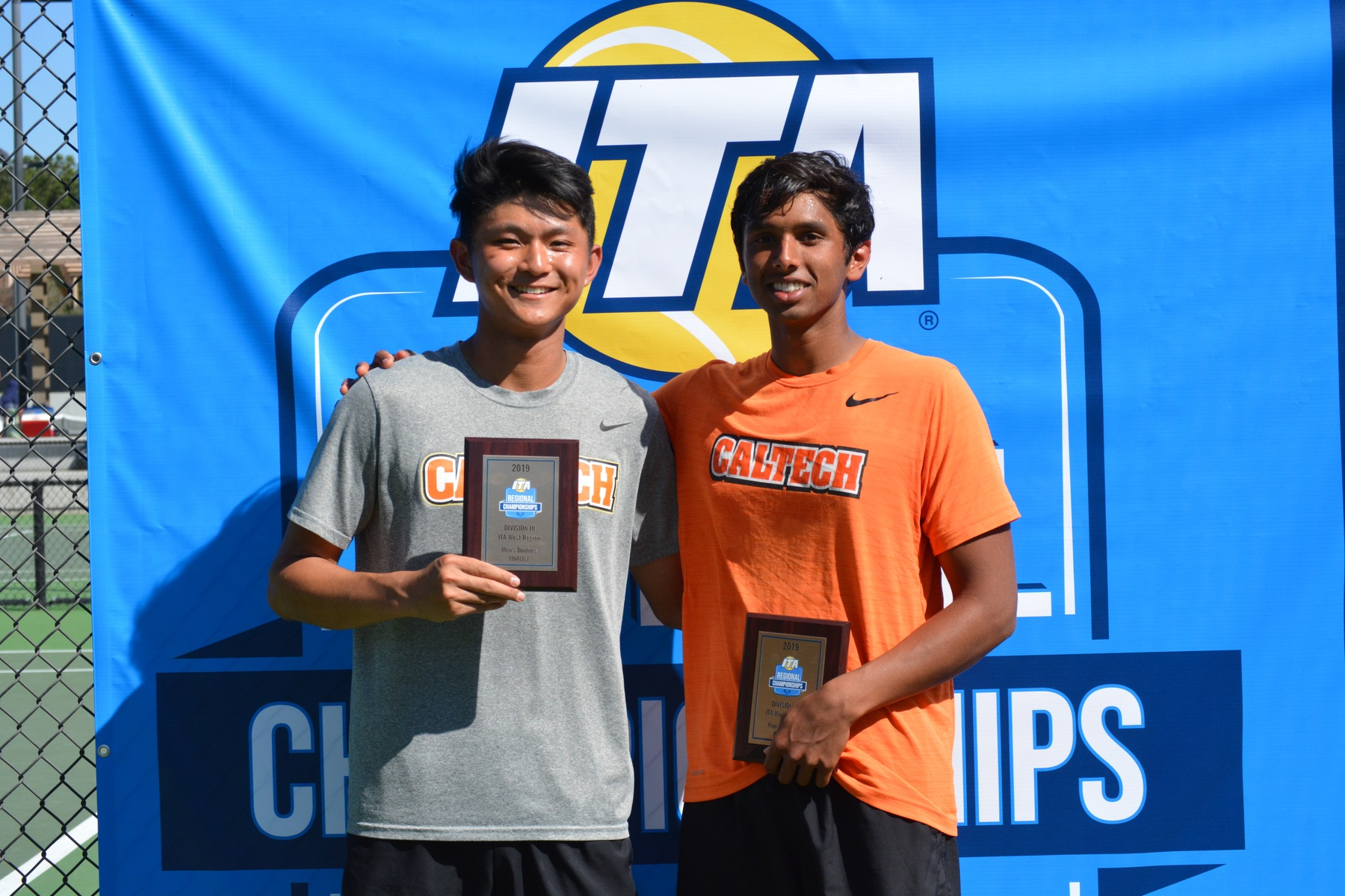 Shanker, Wei Become Regional Doubles Runner-Ups, Qualify for ITA Cup