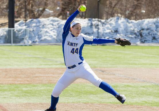 SAINTS SWEEP LASERS BEHIND KILCOYNE NO-HITTER