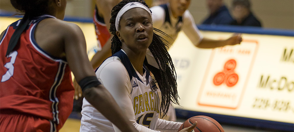 Lakers Overpower Lady Hurricanes