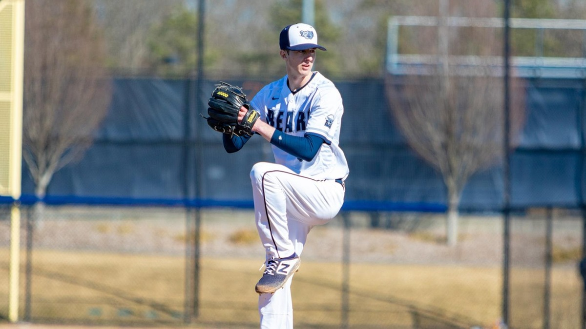 Watters Improves to 3-0 Tossing Complete Game as Baseball Beats Thomas Twice