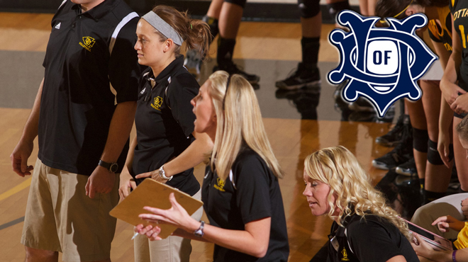 University of Dallas announces Amy Byfield as Volleyball Head Coach