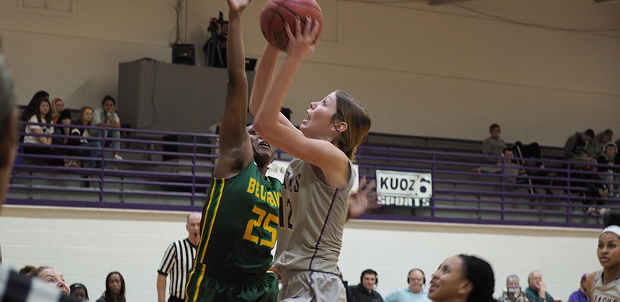 Women's Basketball Team Wins Fourth Game In Last Five Tries