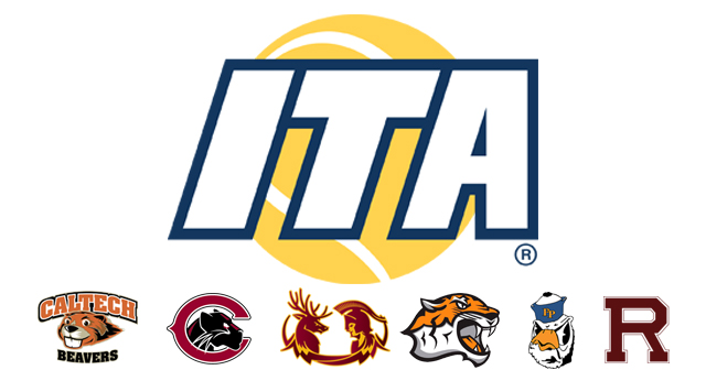SCIAC Men's and Women's Tennis Programs Honored by ITA